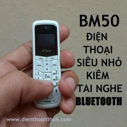BM50 điện thoại siêu nhỏ kiêm tai nghe Bluetooth