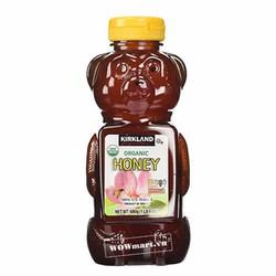 Mật ong gấu Kirkland Signature Honey Organic 680g Wowmart VN