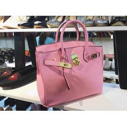 Túi xách Birkin hồng