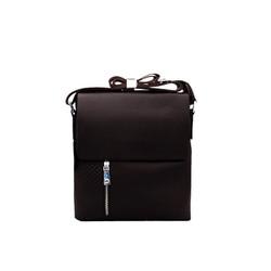 Túi đeo chéo nam da bò thật cao cấp ELMI màu nâu ETM776