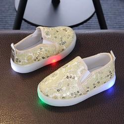 giày phát sáng bé gái bé trai 8 tháng - 6 tuổi