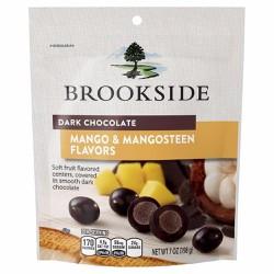 Brookside dark chocolate nhân xoài - măng cụt
