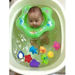 Phao bơi đỡ cổ