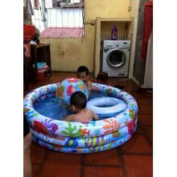 Bể bơi 3 tầng 3 chi tiết