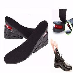 Miếng Lót Giày Tăng Chiều Cao 3 Lớp 6cm