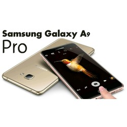 Samsung-galaxy a9 pro gold đai loan