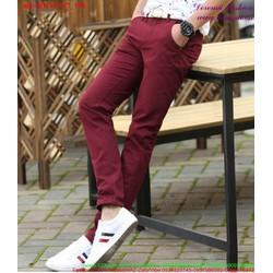 Quần kaki nam phong cách Hàn Quốc lịch lãm sang trọng QKAN107