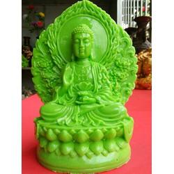 Tượng Phật Bà xanh ngọc