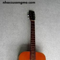 Bán đàn guitar acoustic kiso suzuki W-180