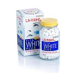 Viên uống VITA White Plus C.E.B2 trị nám trắng da của Nhật