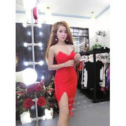 Đầm xoè thiết kế _MỎ CHU SHOP