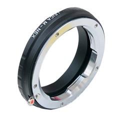 Ngàm chuyển đổi ống kính Leica M Lens -Camera Sony ngàm E