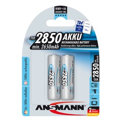 ANSMANN Pin sạc cao cấp Mignon HR6 AA-2850mAh