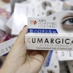 Kem trị thâm quầng mắt Kumargic của Nhật