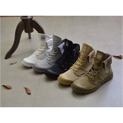 Giày vải boot cao cổ nam