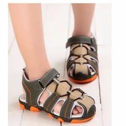 giày sandal bé trai 1-12 Tuổi