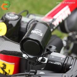 còi xe đạp âm thanh lớn kiêm báo động chống trộm xe đạp khóa