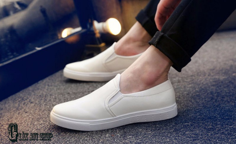 giày lười nam thời trang SP-140 HOT 2017! 6