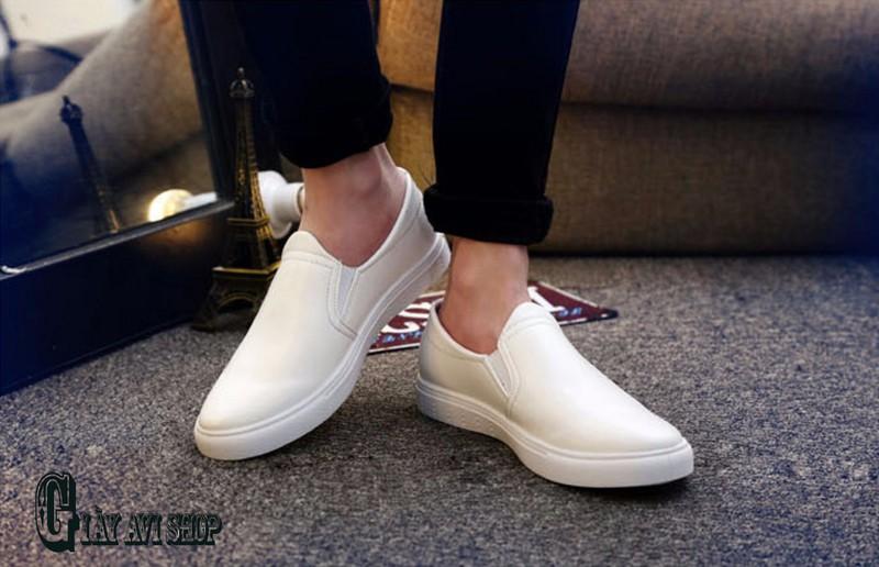 giày lười nam thời trang SP-140 HOT 2017! 2