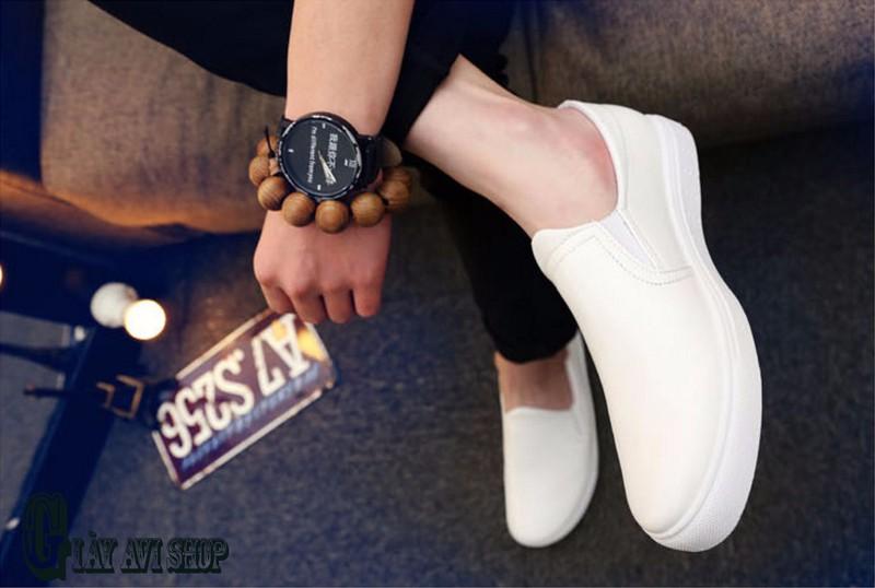 giày lười nam thời trang SP-140 HOT 2017! 4