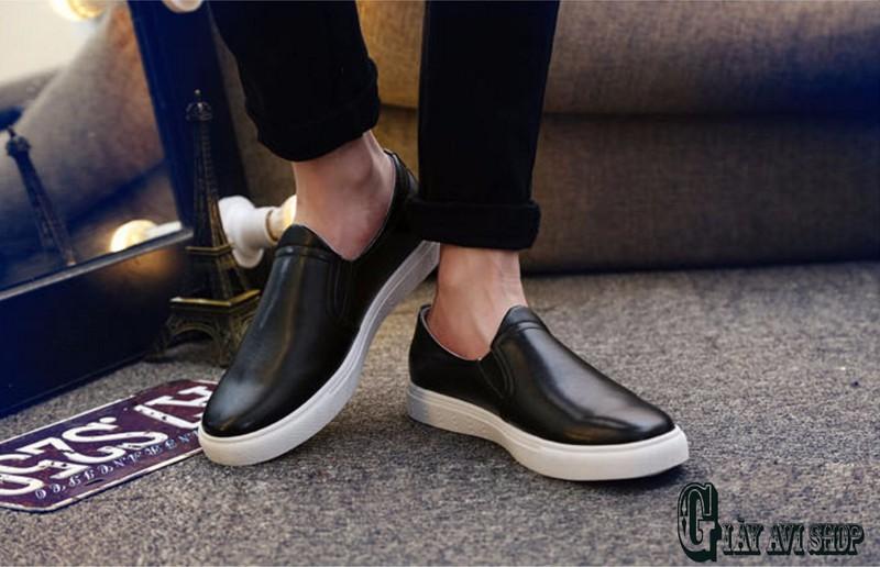 giày lười nam thời trang SP-140 HOT 2017! 9
