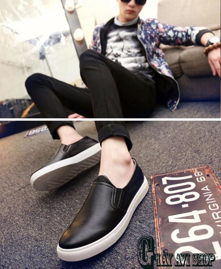 giày lười nam thời trang SP-140 HOT 2017! 11