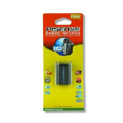 PISEN Battery NP-FW50 Sony NEX-5 NEX-3