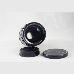 S-M-C Takumar 135 and case for M42 mount