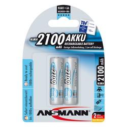 ANSMANN Pin sạc cao cấp Mignon HR6 AA-2100mAh