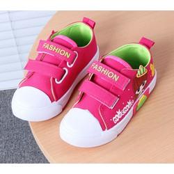 Giày thể thao búp bê chibi bé gái size lớn