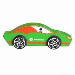 Xe mô hình bằng gỗ - Xe Mercedes
