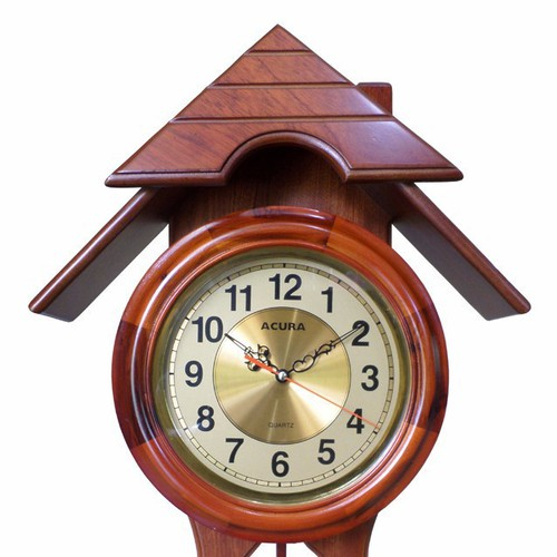 Đồng hồ treo tường gỗ Ovan quả lắc H401 - 4206235 , 5263069 , 15_5263069 , 529000 , Dong-ho-treo-tuong-go-Ovan-qua-lac-H401-15_5263069 , sendo.vn , Đồng hồ treo tường gỗ Ovan quả lắc H401