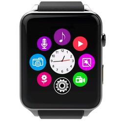 Đồng hồ thông minh GT88 đo nhịp tim màu sắc Đen