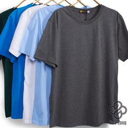 Combo 5 áo thun trơn nhiều màu