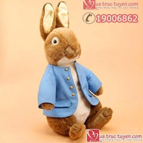 Thú bông hình thỏ Peter 37cm