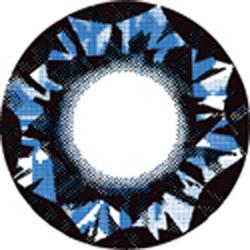 Kính Giãn Tròng Angel Eyes - Diamond Blue