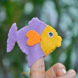 RỐI NGÓN TAY - FISH