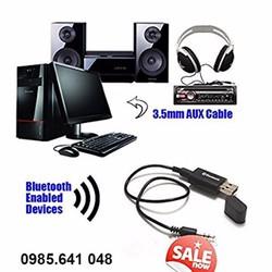 USB Bluetooth H163 biến loa thường thành loa bluetooth - DC1053