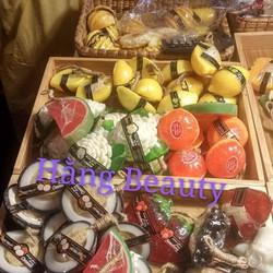 Xà phòng trái cây handmade Thái Lan trắng da