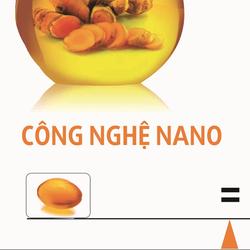 Cumasen- Tinh nghệ - nano curcumin
