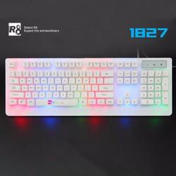 Bàn phím giả cơ ban phim r8 kb 1818 gaming
