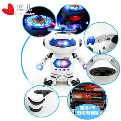 ROBOT NHẢY MÚA THEO NHẠC 360