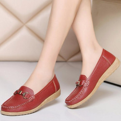 Giày slip on nữ thời trang DTGN17