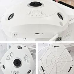 Camera IP VR-CAM 3D XOAY 360 ĐỘ