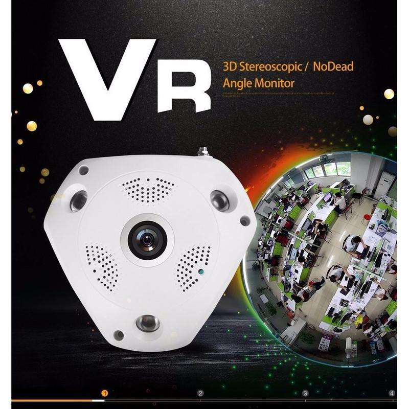 Camera IP VR-CAM 3D XOAY 360 ĐỘ 1