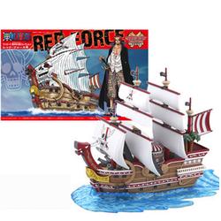 Mô hình thuyền Shank Tóc Đỏ One Piece Tứ Hoàng