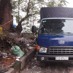 Xe tải veam hd800 - hyundai hd800 - veam 8 tấn
