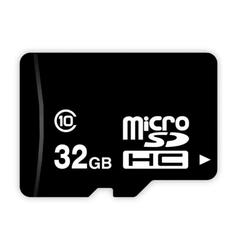 Thẻ nhớ Micro SD HC 32GB Class 10 - Đen