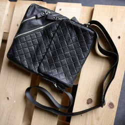 Túi  đeo chéo  iPad Da Bò Cao Cấp SIP039
