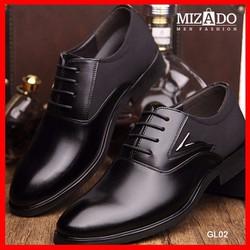 Giày Da Thật Cao Cấp - Sang Trọng, Tinh Tế - GL02